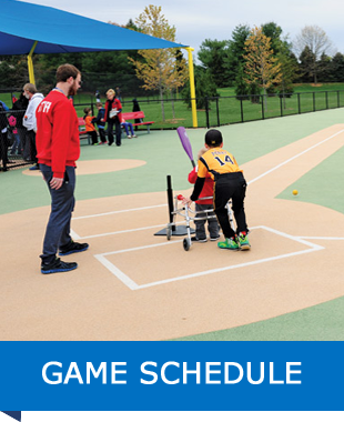 Game Schedule Link - Miracle League game