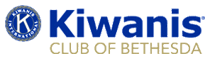 Proud Sponsor Kiwanis Club of Bethesda